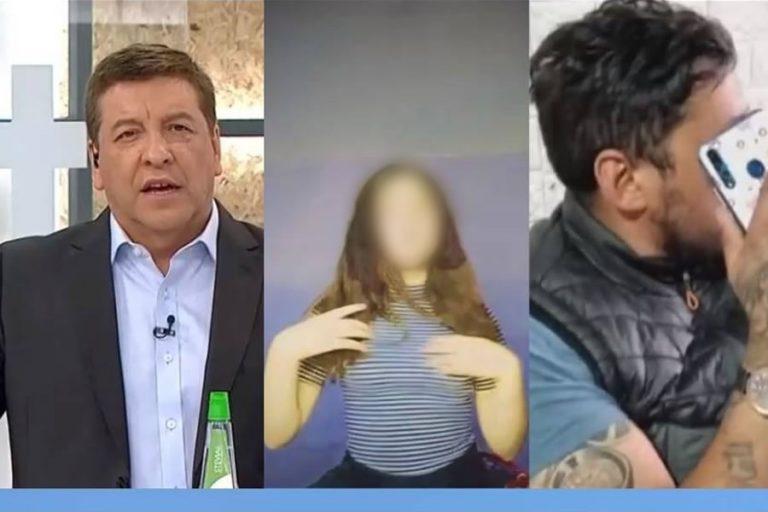 Padre recibió llamada en vivo de su hija desaparecida: «Qué rabia»