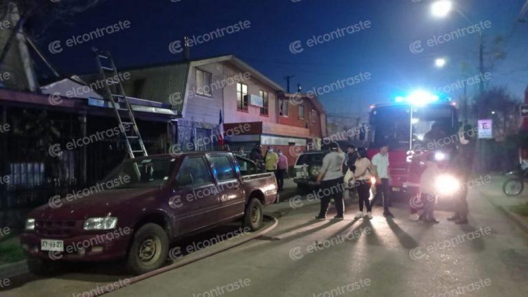 Bomberos logró controlar rápidamente incendio en Los Ángeles