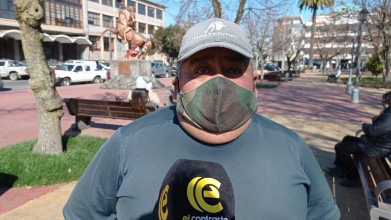 Vecino de Los Ángeles busca ayuda para tratar compleja enfermedad degenerativa