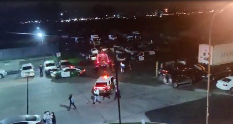 Cursan 129 sumarios y bloqueos de Pase de Movilidad tras masiva fiesta en el Biobío