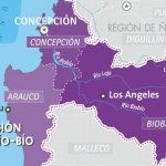 Miércoles 22 de septiembre: Reporte de casos por comunas en el Biobío