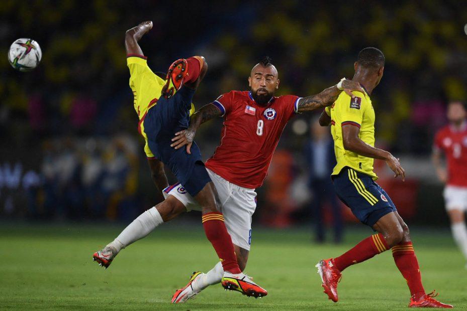 Chile está a punto de no ir a Qatar 2022