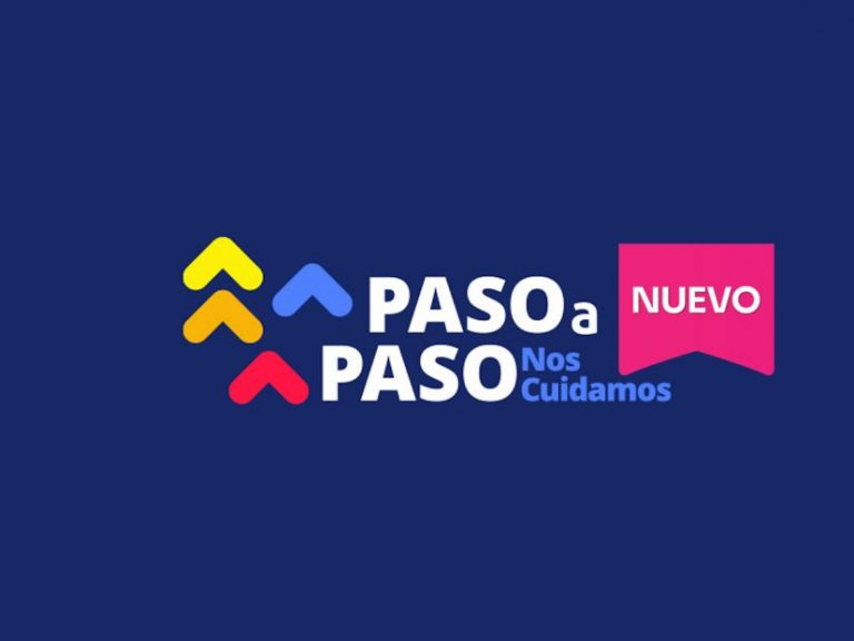 Revisa: Anuncian nuevo Plan Paso a Paso tras fin del estado de excepción