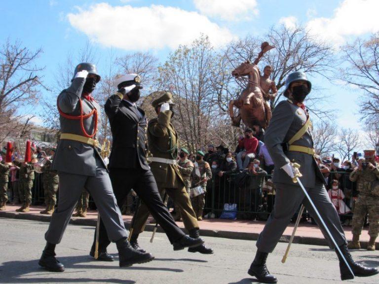 Galería: Los Ángeles vivió el retorno de la Parada Militar