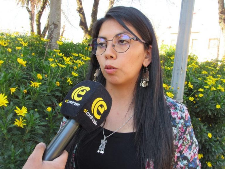Paulina Purrán la mapuche-pehuenche que busca llegar al Core Biobío