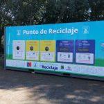 Habilitan nuevos puntos limpios en Saltos del Laja, San Carlos y Santa Fe