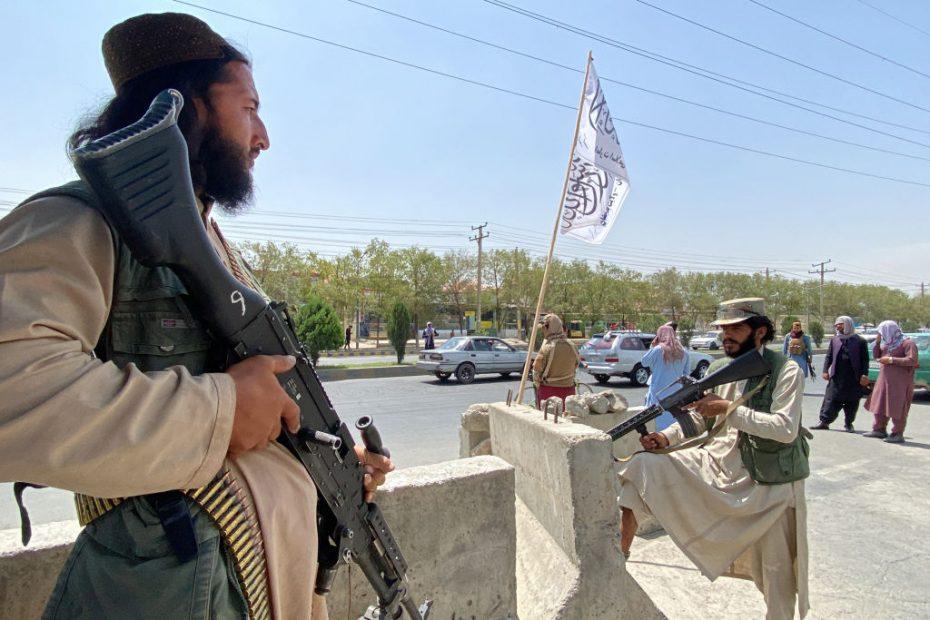 talibanes afganos