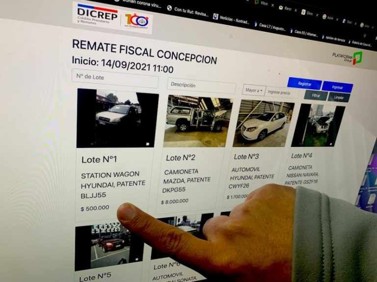 La «Tía Rica» realizará su primer remate online en Concepción: ¿Cómo participar?