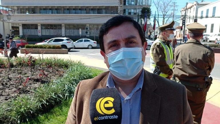Concejal Velásquez valoró recursos para Vivero y Centro Veterinario de Los Ángeles