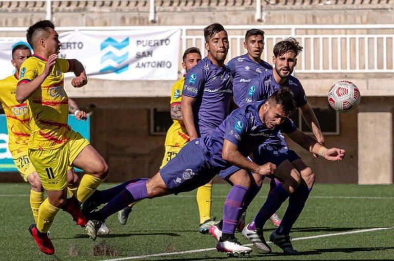 Iberia sufrió hasta el último minuto y rescató un punto contra el SAU