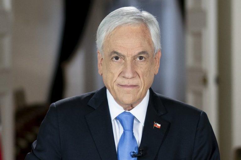 Conoce el texto completo de la Acusación Constitucional contra Piñera