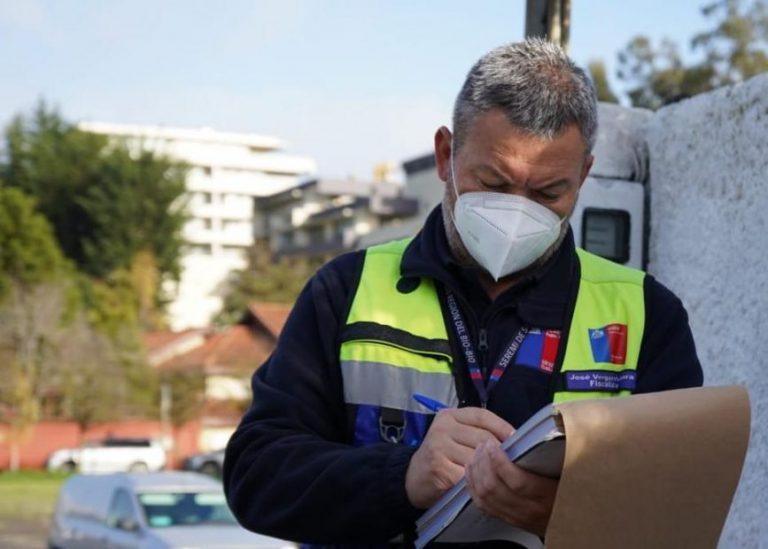 Seremi de Salud alerta de 105 brotes Covid activos en el Biobío
