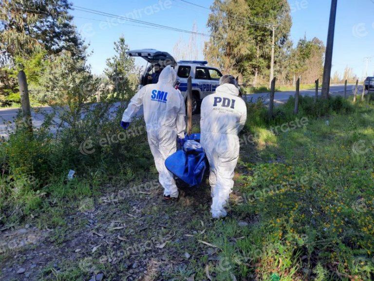 Encuentran cuerpo en estado de putrefacción en Los Ángeles