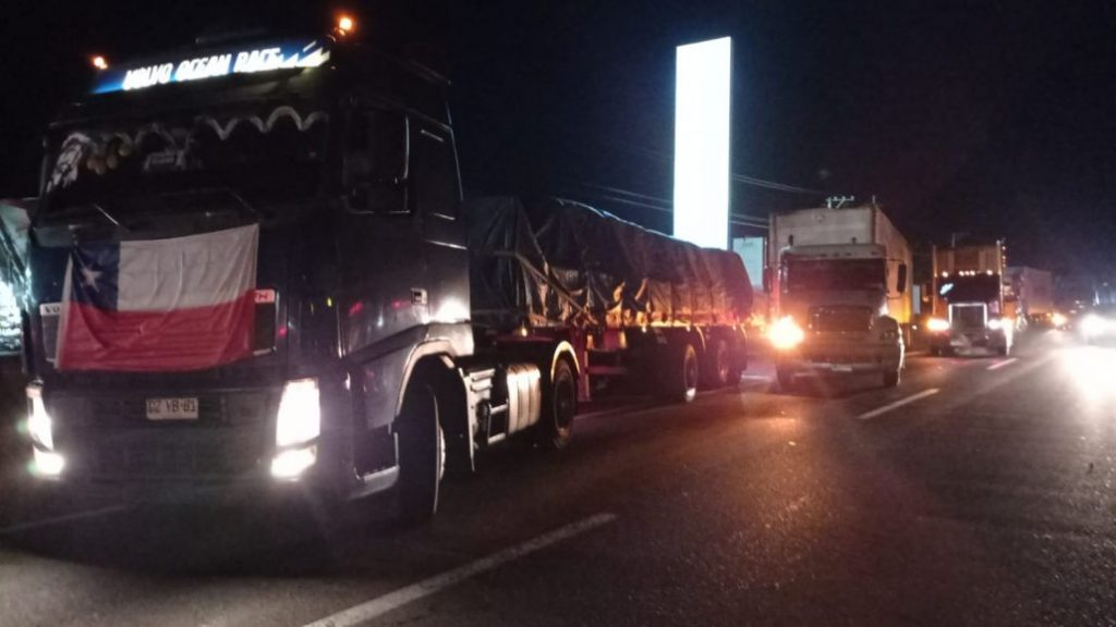 duqueco camioneros