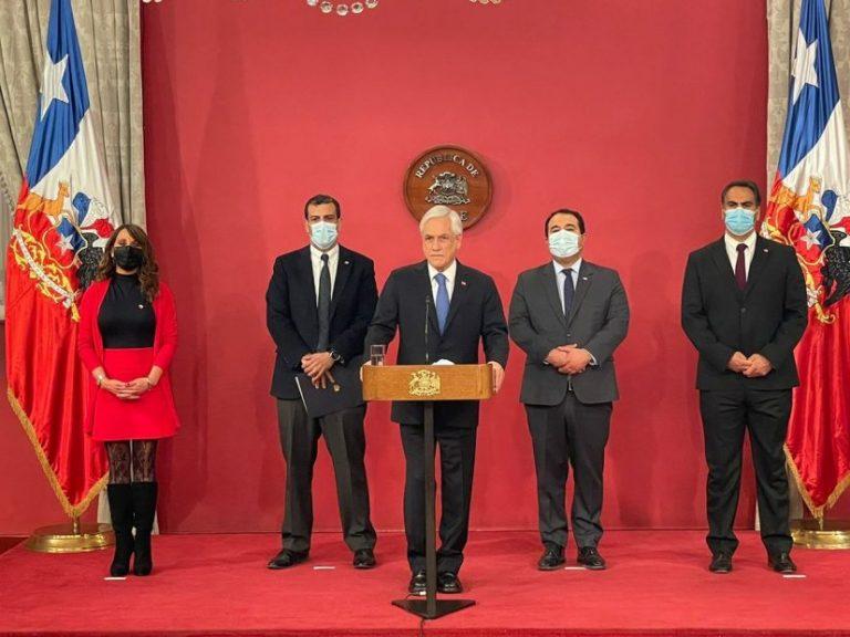 Gobierno decreta Estado de Excepción en la macrozona sur