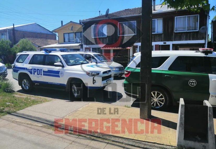 Capturan al presunto homicida de vecina de Nacimiento