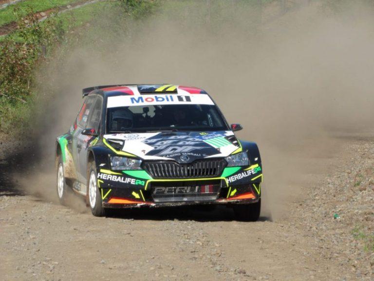 Perú se queda con la primera etapa del RallyMobil de Quillón gracias a Nicolás Fuchs
