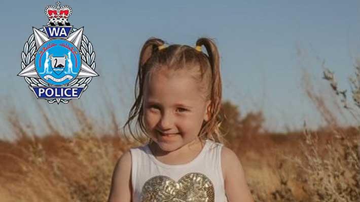 Niña de 4 años desaparece en Australia: Temen nuevo caso McCann