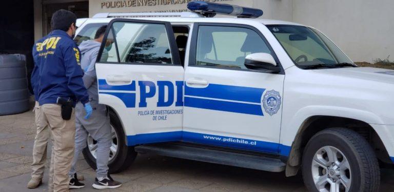 PDI detiene a dos hermanos que habrían matado a un menor en Negrete