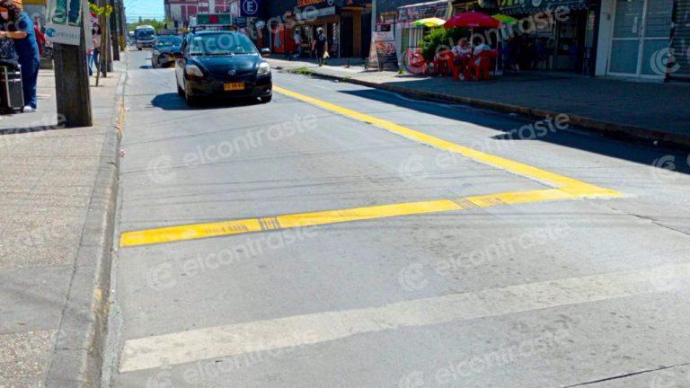 Anuncian foto partes a quienes usen vías exclusivas en Los Ángeles